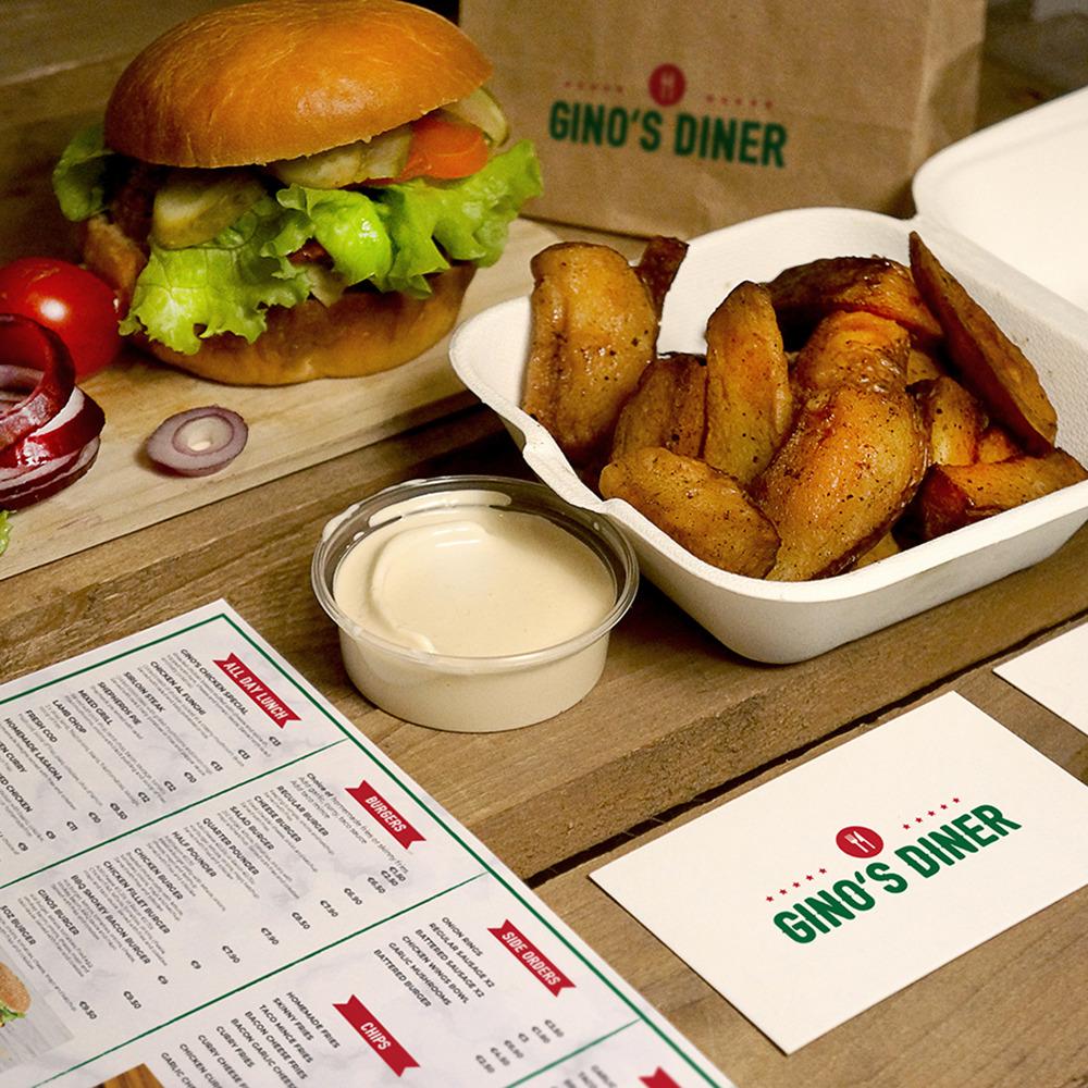 Ginos Diner