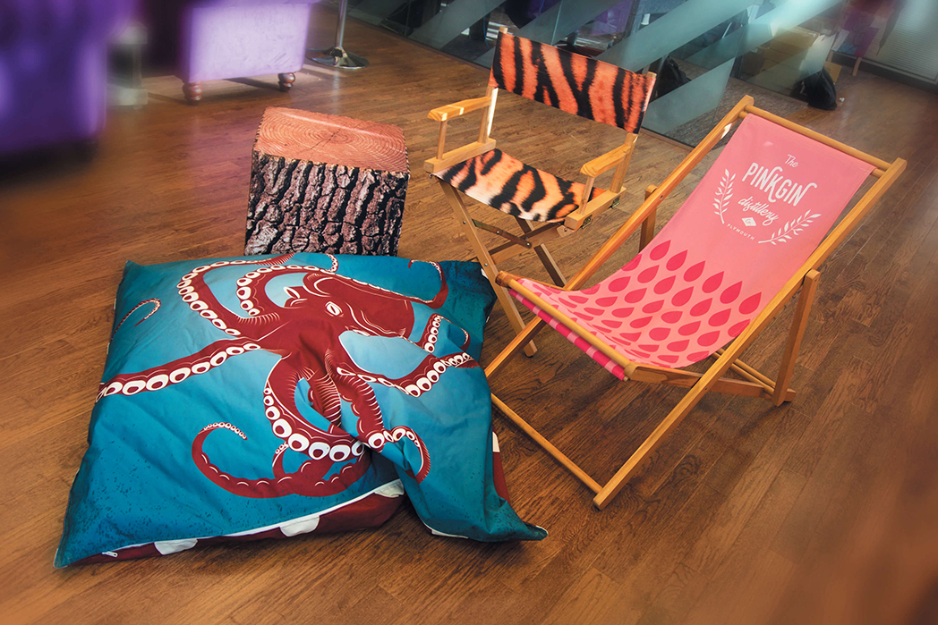 New Fabric Furniture