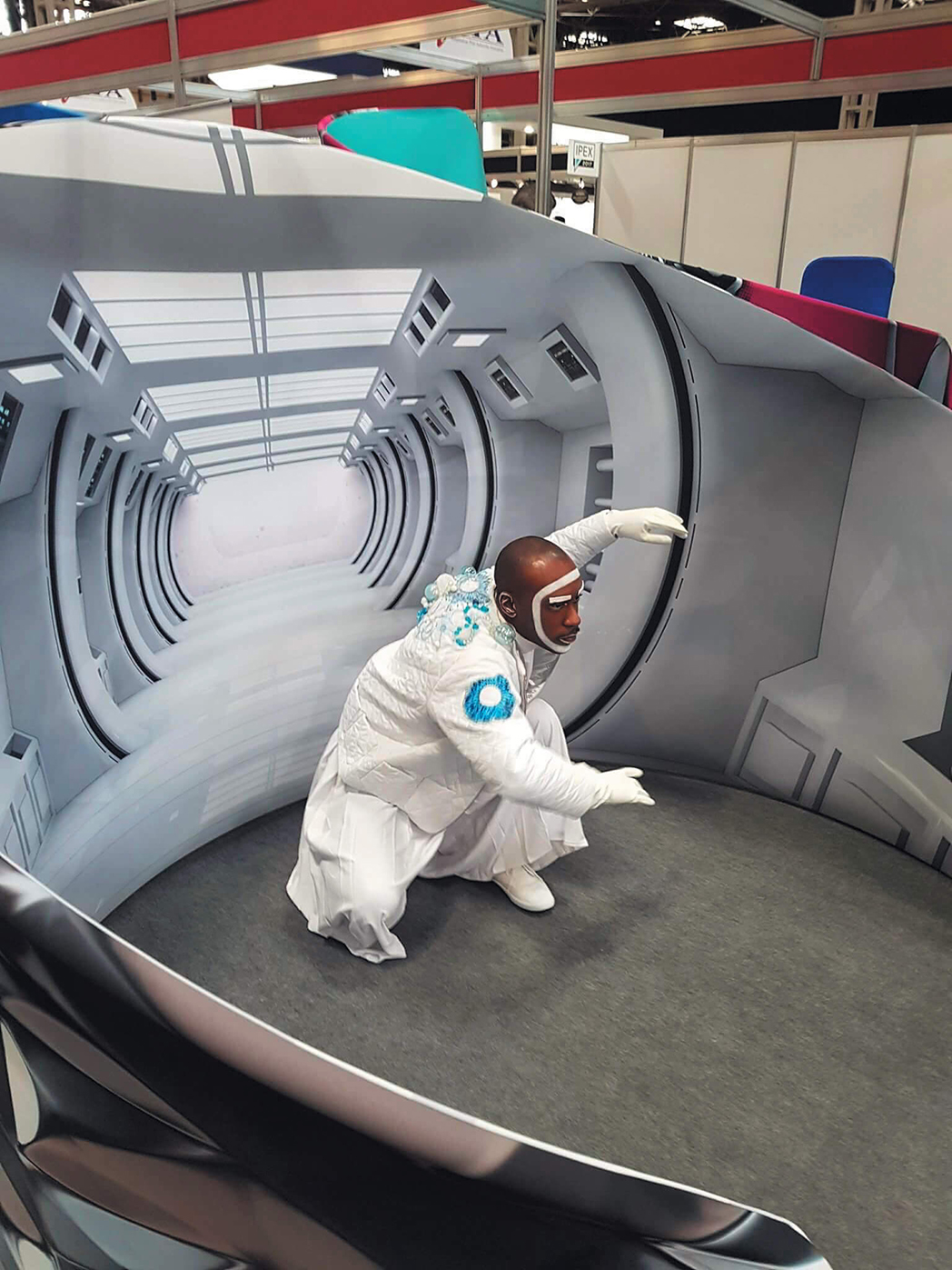 Space Booth