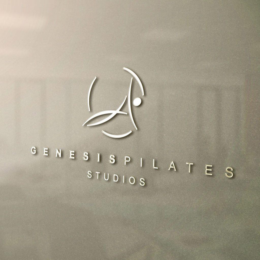 Genesis Pilates Logo Design